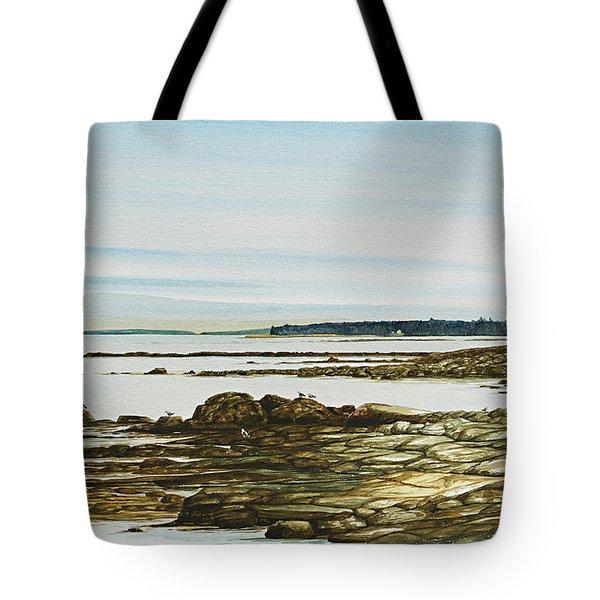 Seawall Mt. Desert Island Tote Bag