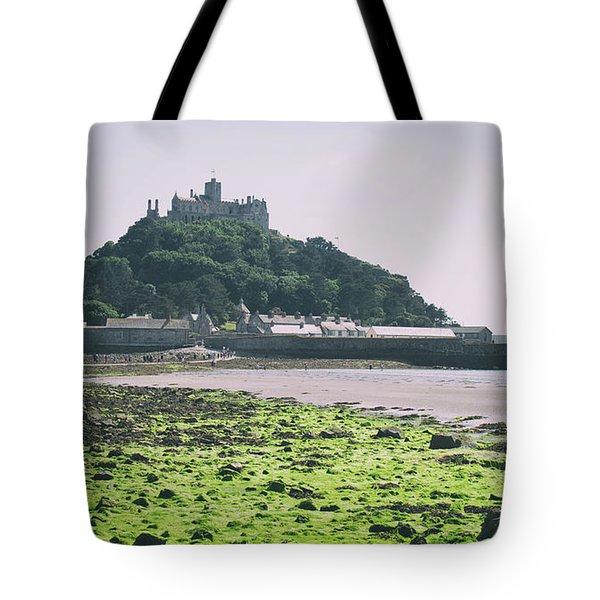 Seaweed Beds Tote Bag