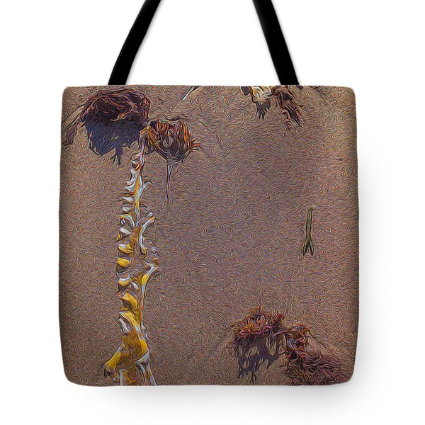 Seaweed On Clayhead Beach Tote Bag by Todd Breitling