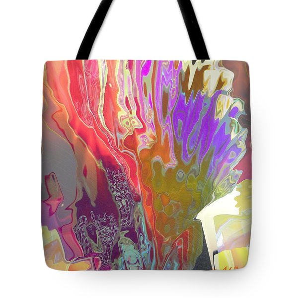 Seaweeds Tote Bag by Alika Kumar