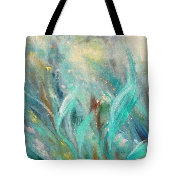 Seaweeds Tote Bag