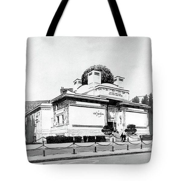 Secession Tote Bag