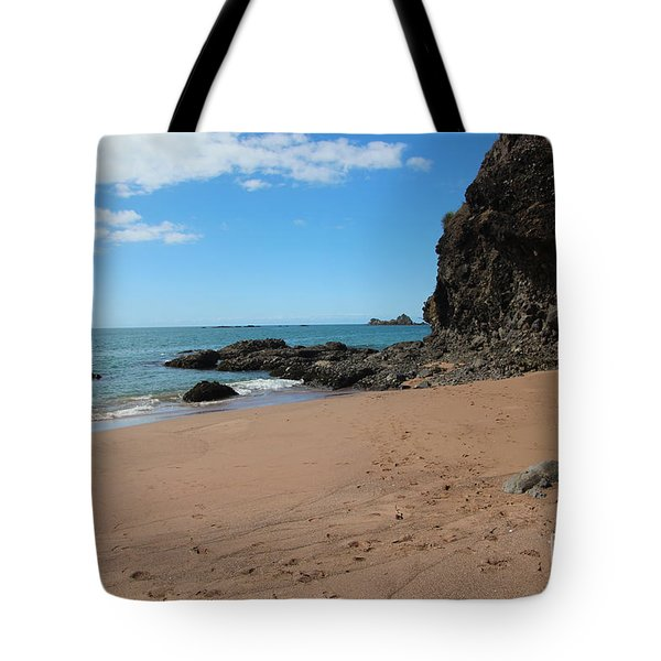 Secluded Cove Tote Bag