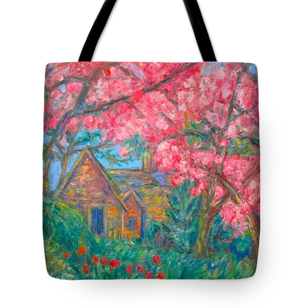 Secluded Home Tote Bag