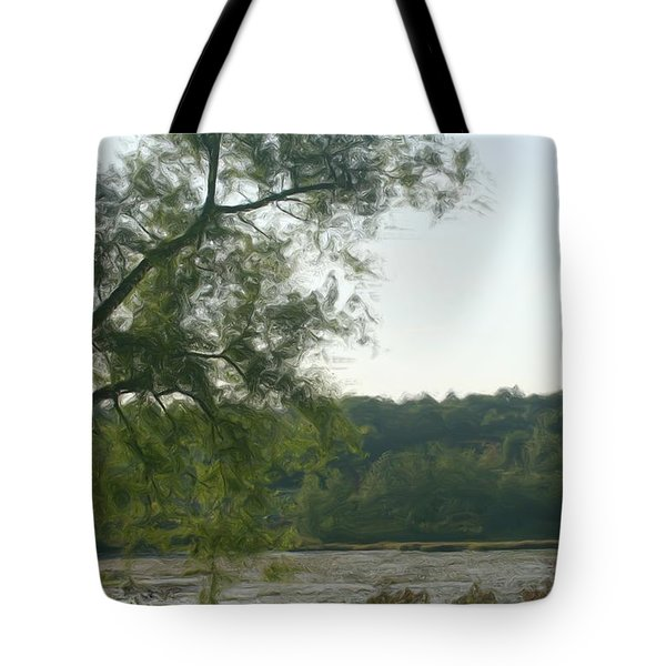 Secluded Marsh Tote Bag