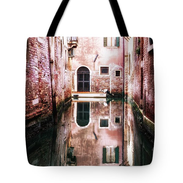 Secluded Venice Tote Bag