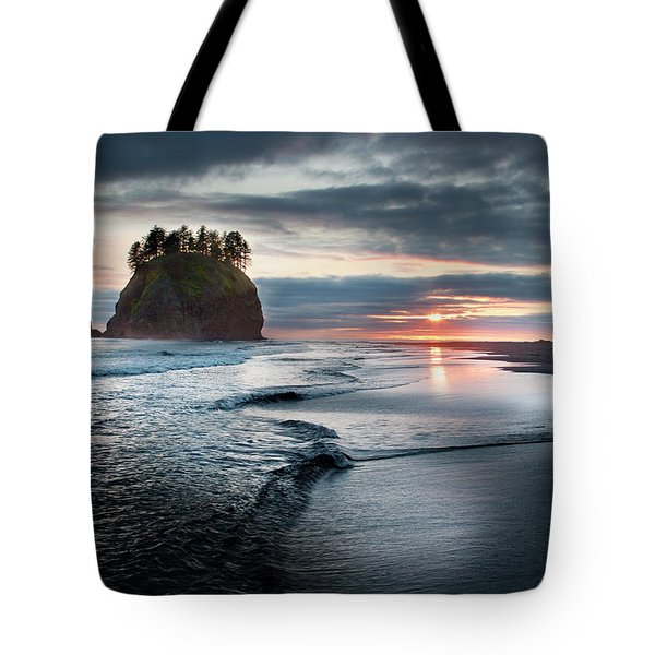 Second Beach #1 Tote Bag