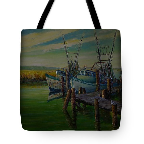 Second Generation Tote Bag