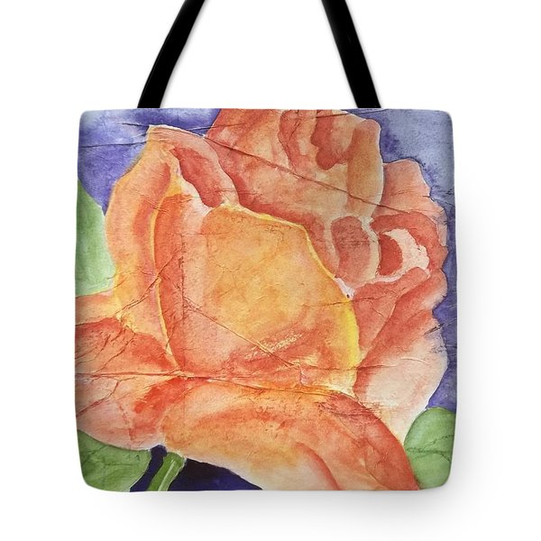 Second Rose Tote Bag