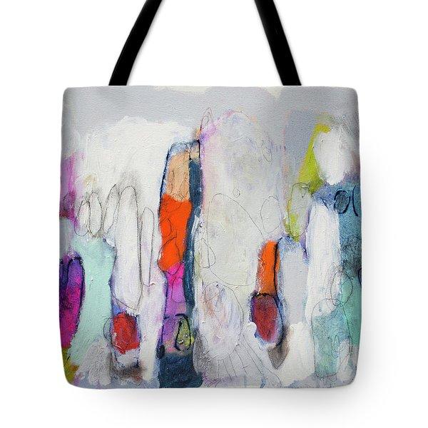 Secret Admirer Tote Bag