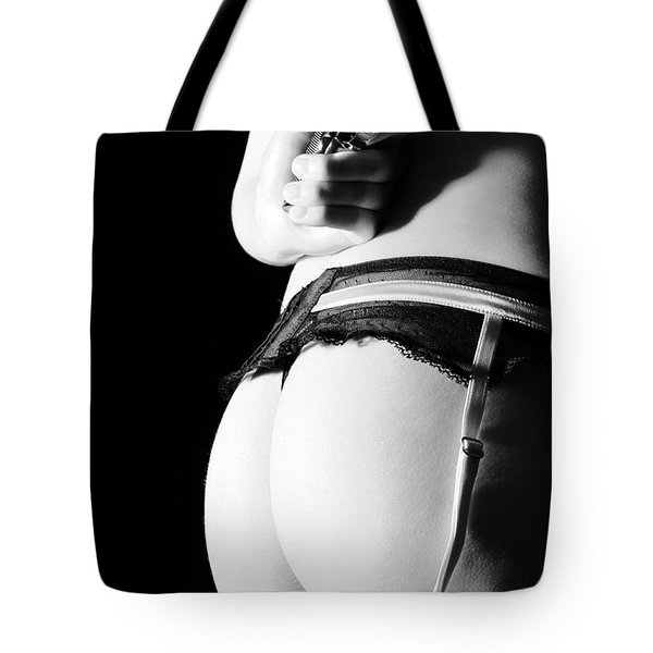 Secret Agent Tote Bag