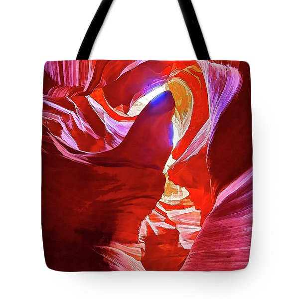 Secret Canyon 1 Tote Bag