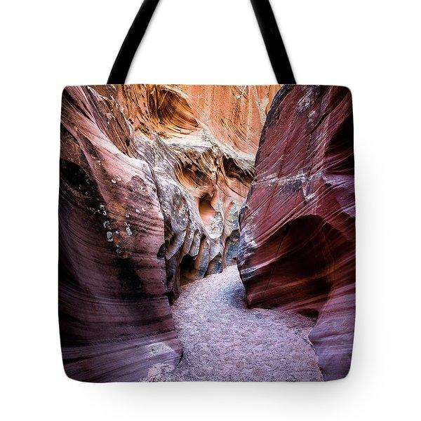 Secret Canyon 1 Tote Bag