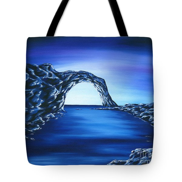 Secret Escape Tote Bag by Kenneth Clarke