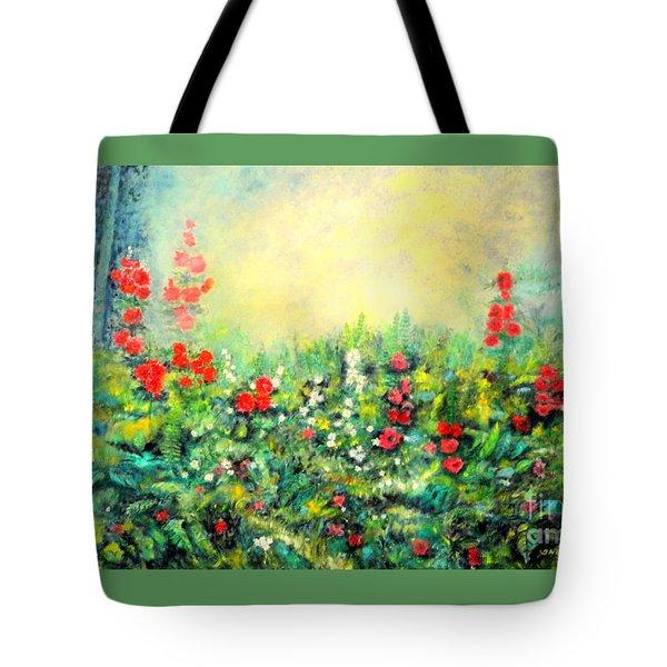 Secret Garden 2 - 150x90 Cm Tote Bag