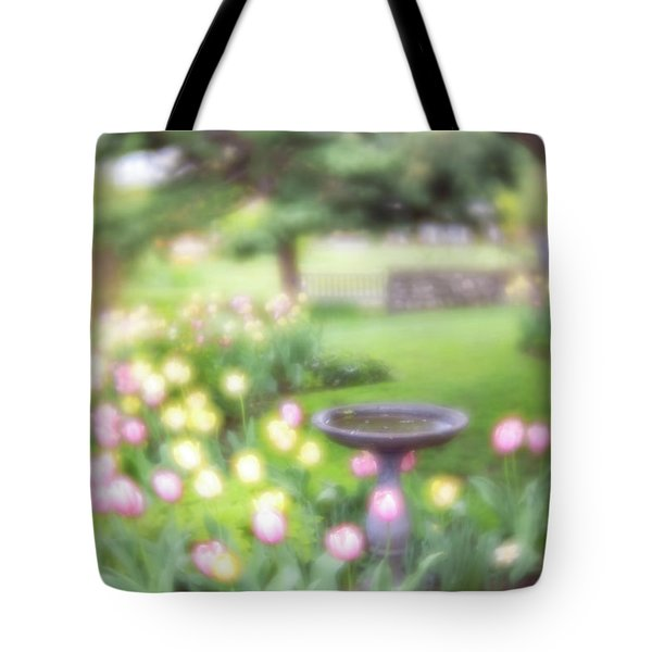 Tote Bag featuring the photograph Secret Garden 2 by Brian Hale