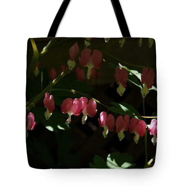Tote Bag featuring the photograph Secret Hearts by Margie Avellino