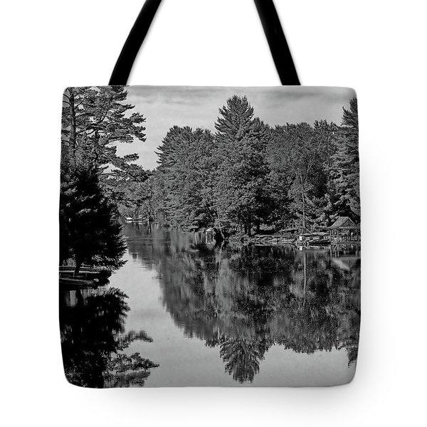 Secret Hideaway Tote Bag