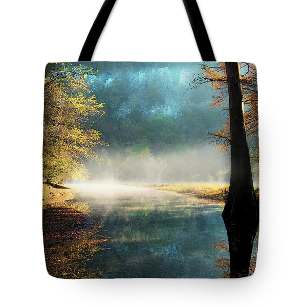 Tote Bag featuring the photograph Secret Hideaway by Tamyra Ayles