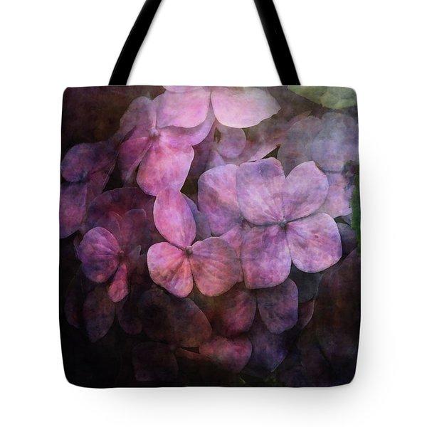 Secret Hydrangea 1538 Idp_2 Tote Bag