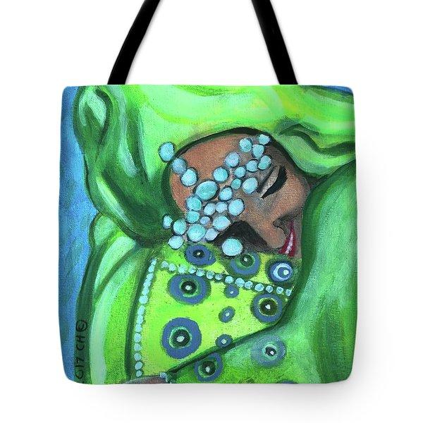 Secret Joy Tote Bag