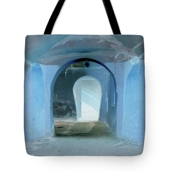 Secret Passage Tote Bag