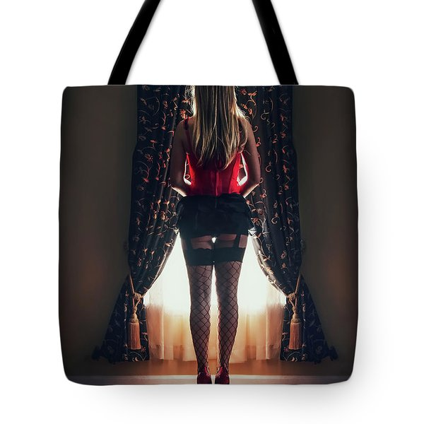 Secrets And Sins Tote Bag