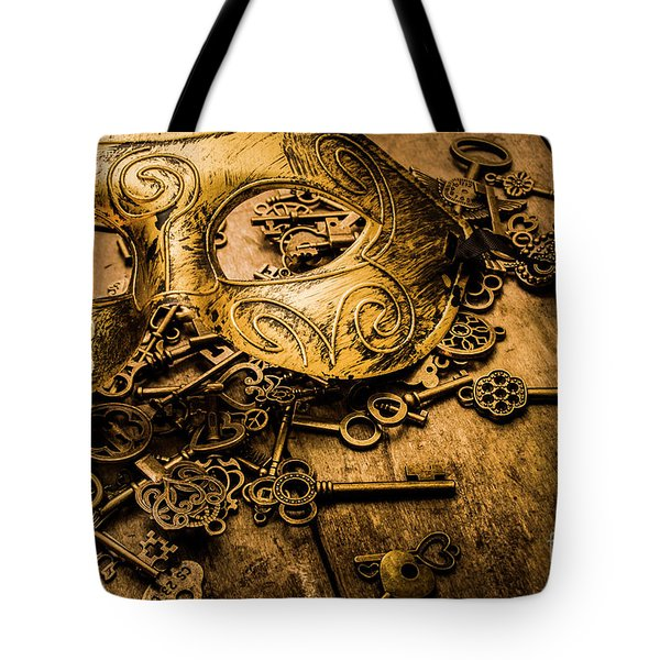 Secrets Of Rome Tote Bag