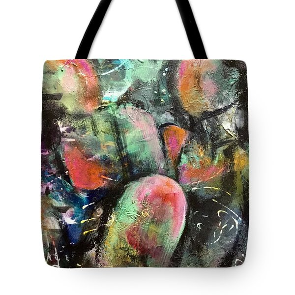 Secrets We Shared Tote Bag