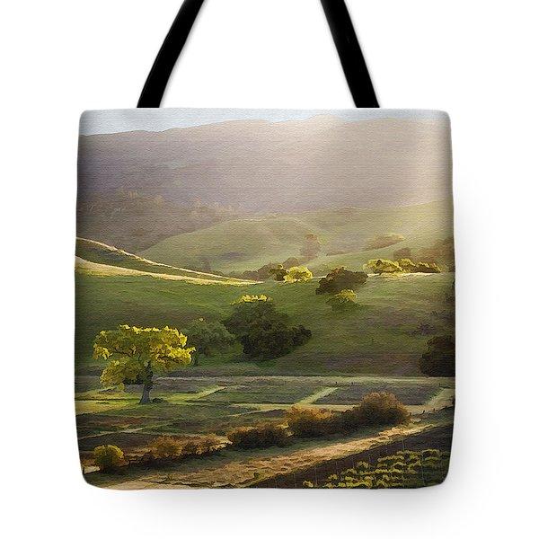 Sedgwick Sunrise Tote Bag
