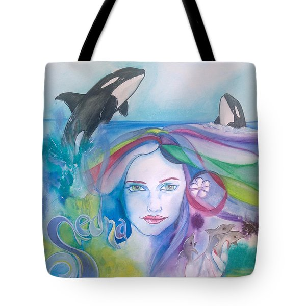 Sedna Tote Bag by Shelley Overton