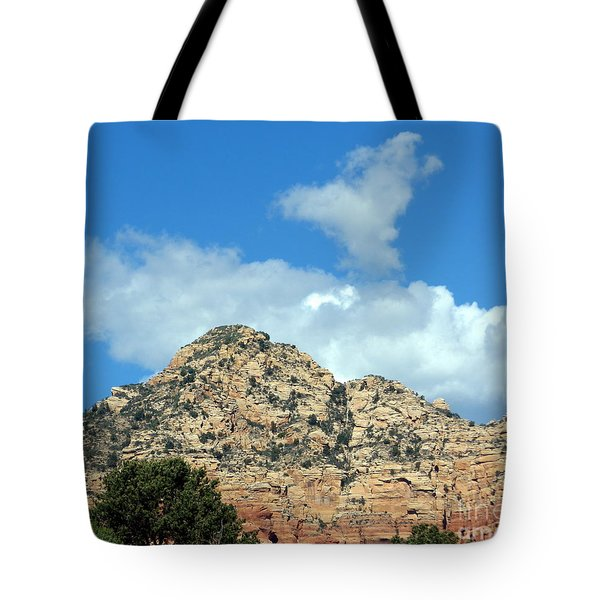 Sedona Heart Cloud Leap Day Tote Bag