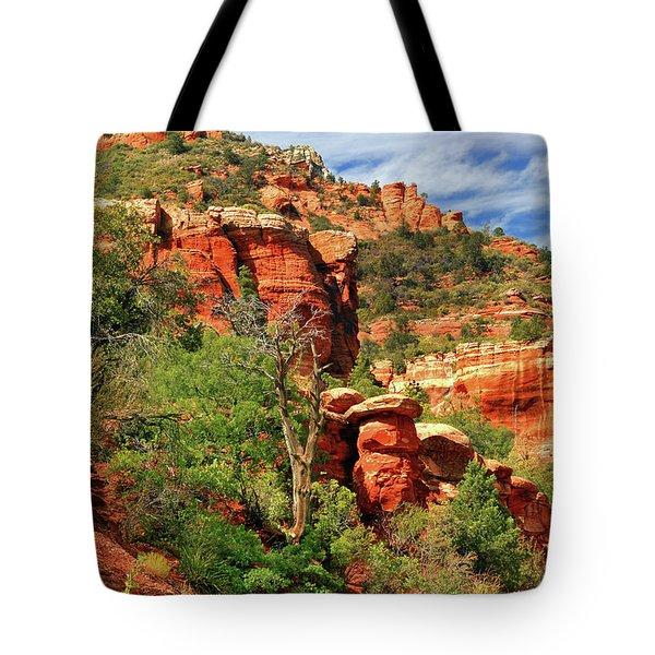 Sedona I Tote Bag