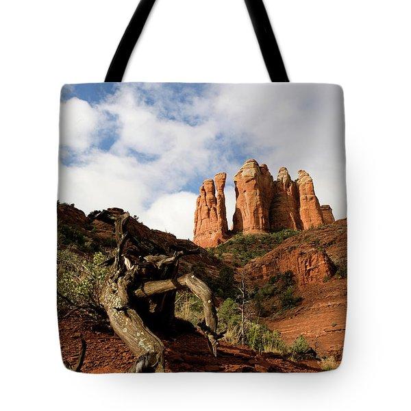 Sedona Red Rocks No. 01 Tote Bag