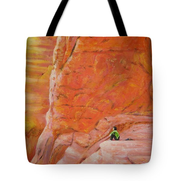 Sedona Rocks Tote Bag