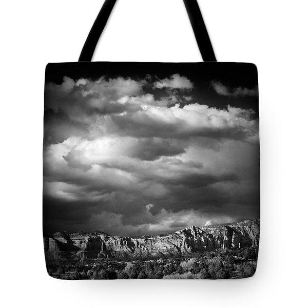 Sedona Storm Tote Bag