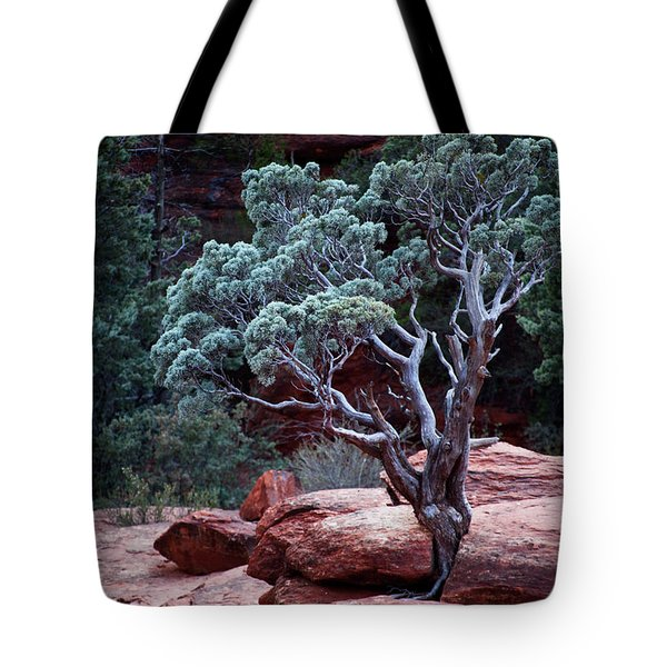 Sedona Tree #3 Tote Bag