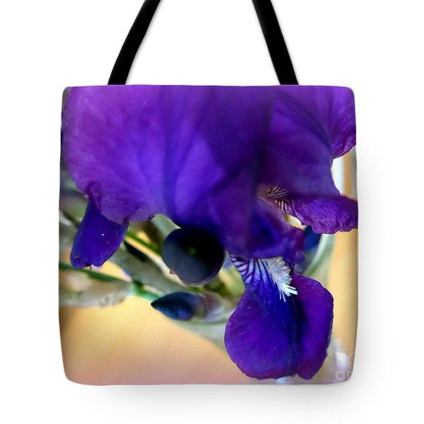 Sedona Wild Iris Tote Bag