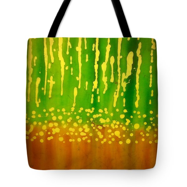 Seeds And Sprouts Tote Bag