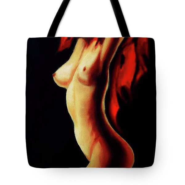 Seduccion Tote Bag