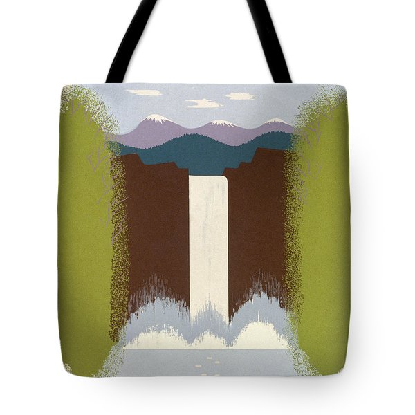 See America Poster, C1937 Tote Bag by Granger