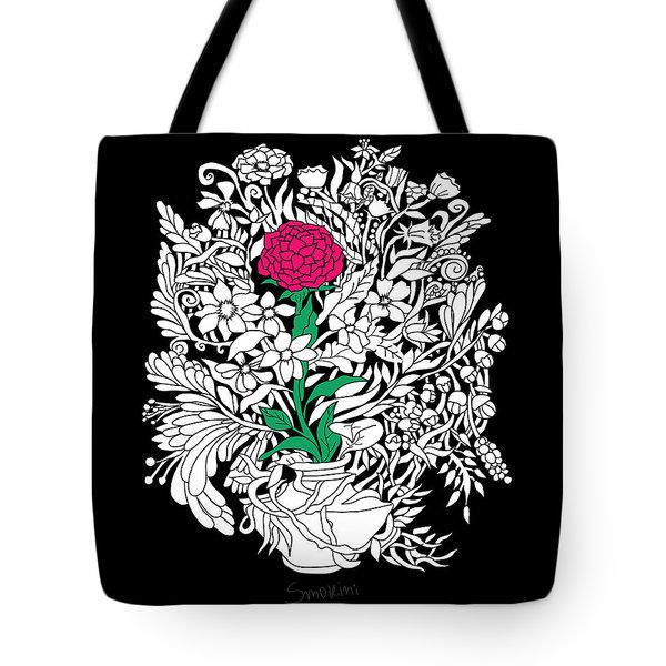See Only Me Tote Bag