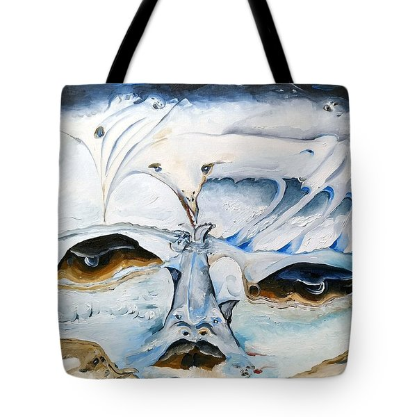 See Serpent Tote Bag by Jacabo Navarro