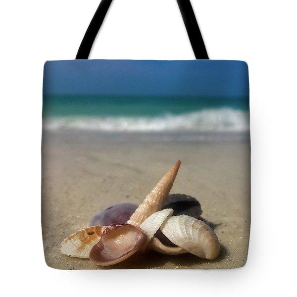 See Shells Tote Bag