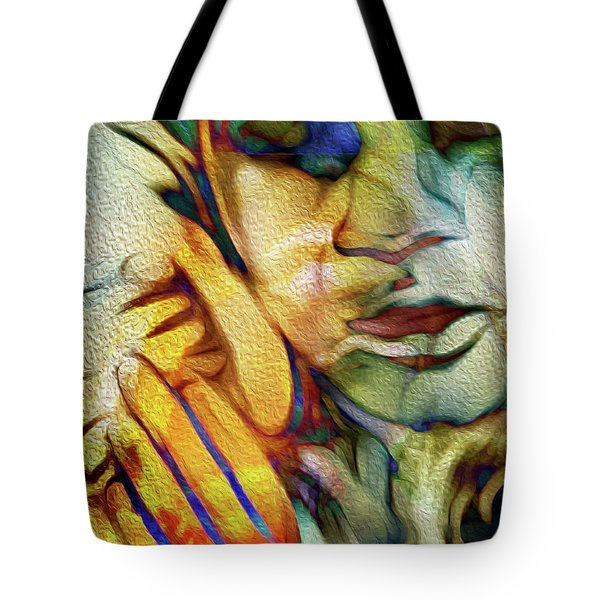 See The Music 2 Tote Bag