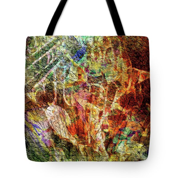 See The Music 4 Tote Bag