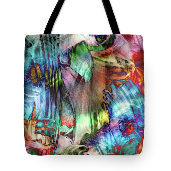 See The Music I Tote Bag