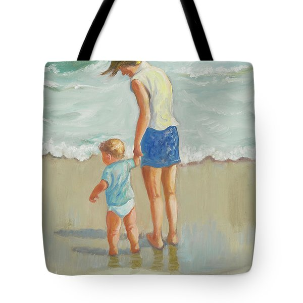 See The Sea Tote Bag