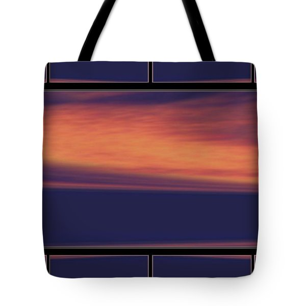 See The Sky Tote Bag