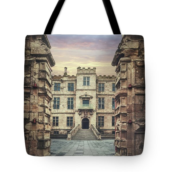 See Through Time Tote Bag
